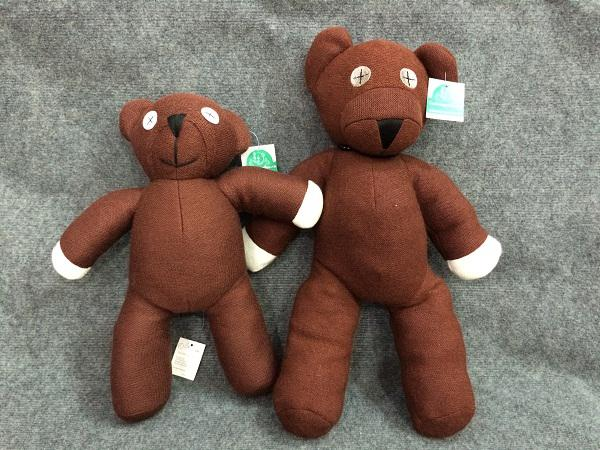Gấu teddy nhỏ mr bean có hình thù rất ngộ nghĩnh