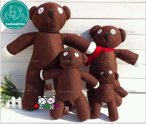 Teddy Mr Bean