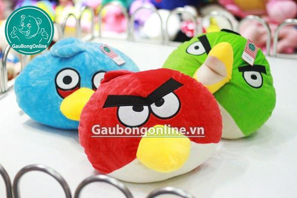 Angry bird nhồi bông
