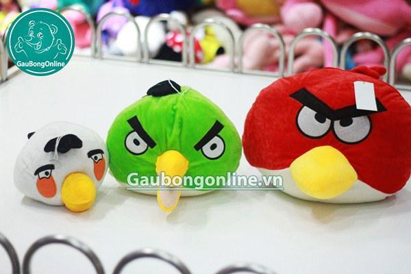 Angry bird thú bông cute