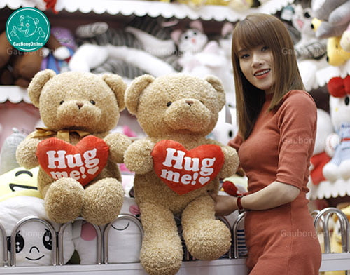 Gấu Teddy Hug