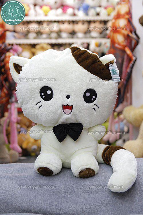 Mèo Mặt Lớn