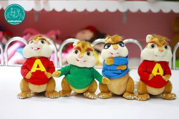 Những chú sóc chuột đáng yêu nhiều màu sắc đang chờ bạn rước về nèe