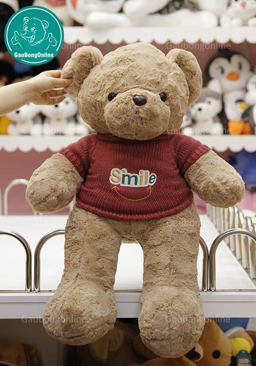 Teddy Len Smile