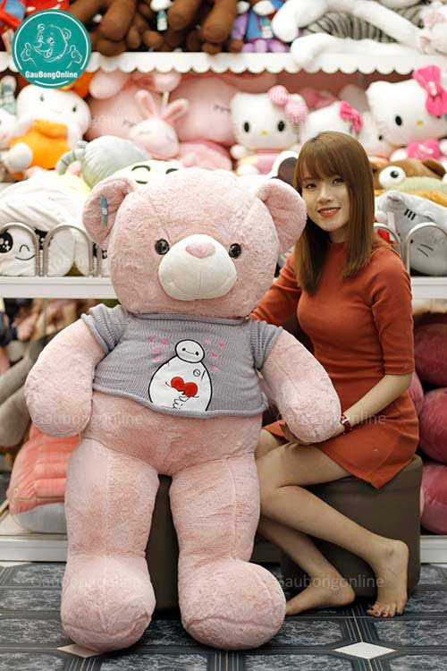 Teddy Áo Baymax 1m4