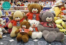 Teddy Áo Nỉ Thú
