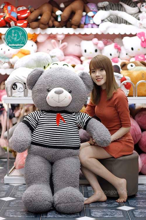 Teddy Khăn Đỏ 1m4