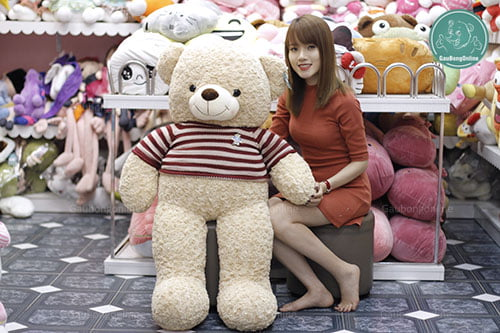 Teddy Logo Baby 1m4