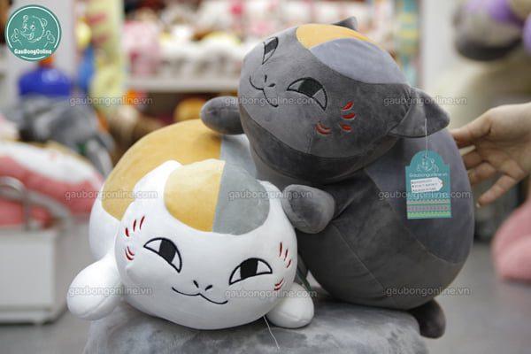 Gấu bông mèo sensei