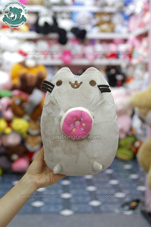 Mèo Pusheen Bánh Nhồi Bông