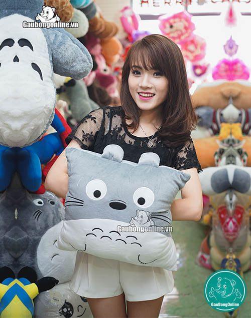 Totoro Gối Vuông