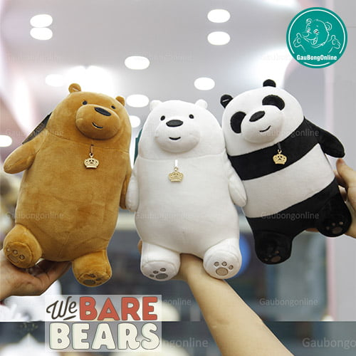 We Bare Bears Đứng