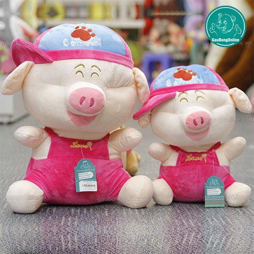 Lợn Mũ Cười