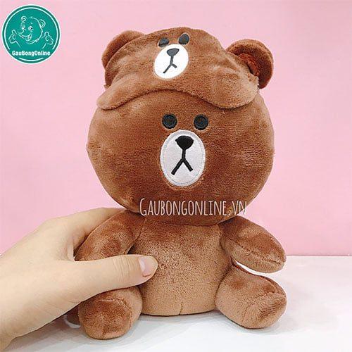 Gấu Brown & Cony Bịt Mặt
