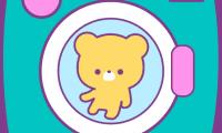 Giặt Gấu Bông