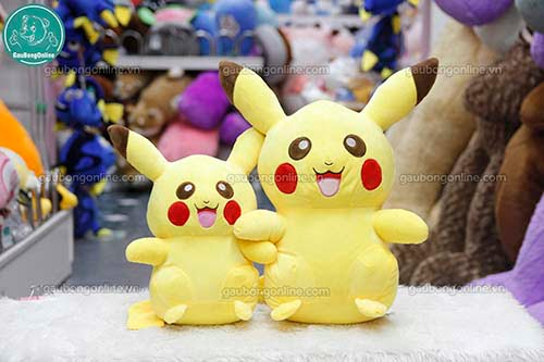 Pikachu Mềm