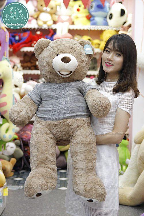 Teddy Chấm Chân