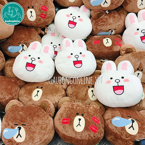 Gối Brown & Cony