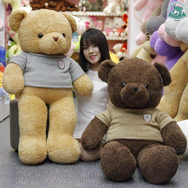 Gấu Bông Teddy Head Tales Đại 1m5
