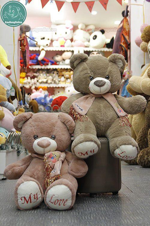 Teddy khăn my love