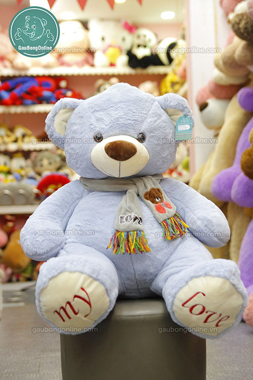 Gấu Khăn My Love