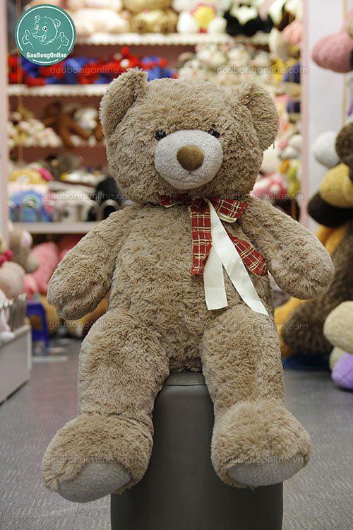 Teddy nơ kẻ