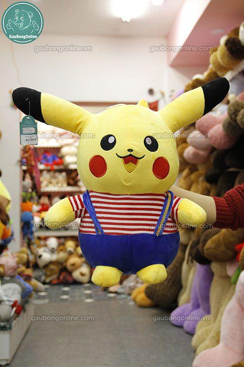 Pikachu áo