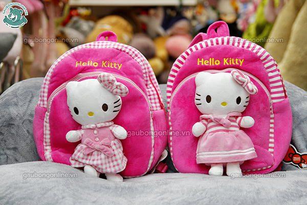 Balo Hello Kitty