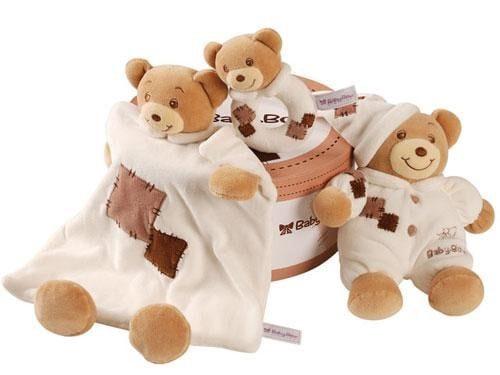Giặt gấu bông nhỏ