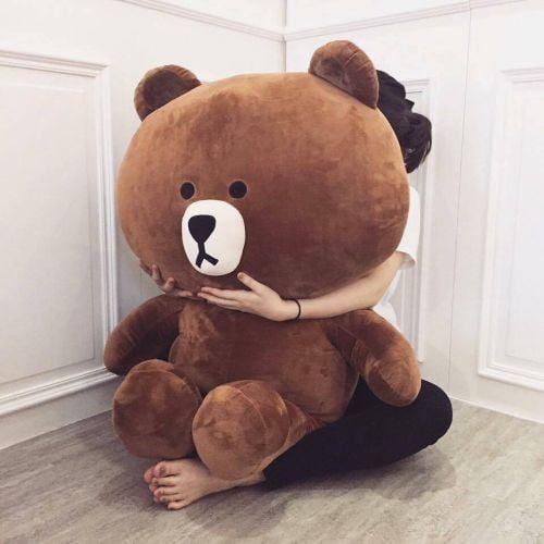 Cách lựa chọn hình dáng gấu bông