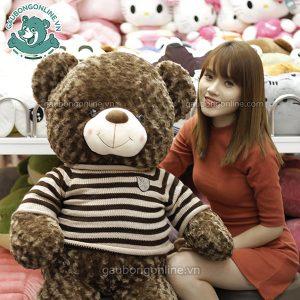 Gấu Bông Teddy Socola 1m4