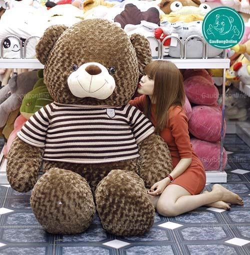 Teddy socola xinh xắn, dễ thương