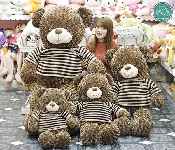 Gấu bông Online có chính sách đổi trả hàng linh hoạt