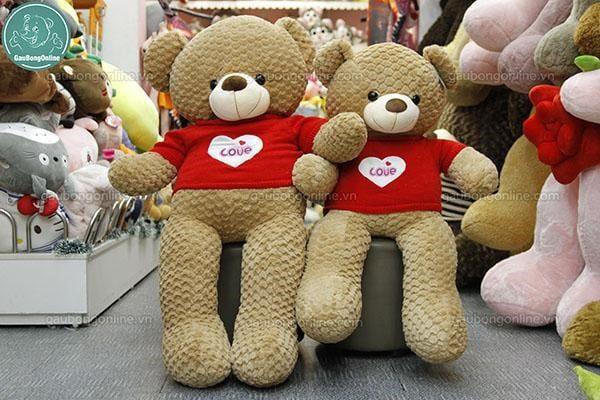 Gấu bông Online địa chỉ cung cấp thú nhồi bông chất lượng, giá rẻ