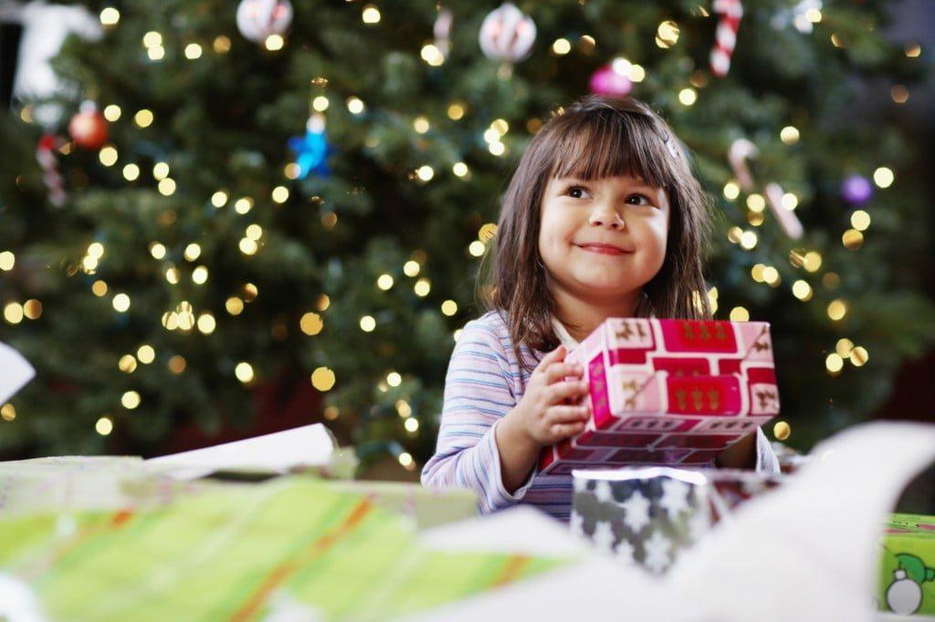 Tặng quà cho con cái cũng là một nghệ thuật