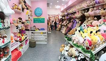 shop gấu bông online hà nội