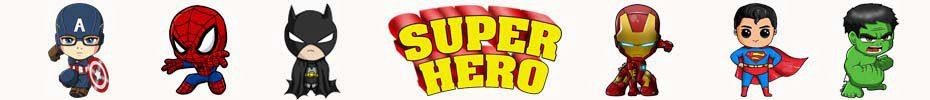 siêu anh hùng bông