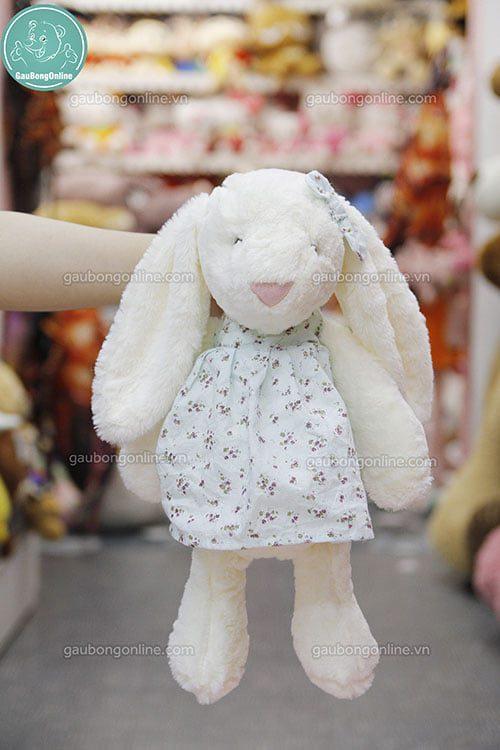 Thỏ Tai Dài Mặc Váy