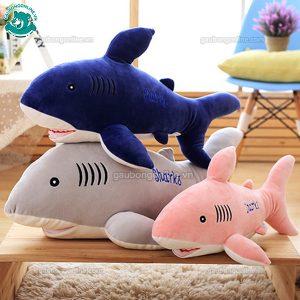 Cá Mập Mềm Bông