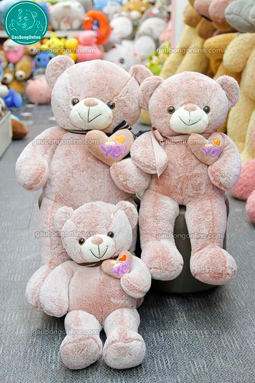 Teddy Ôm Tim Lệch