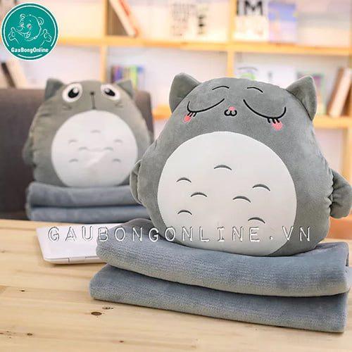 Gối Chăn Totoro Emtion