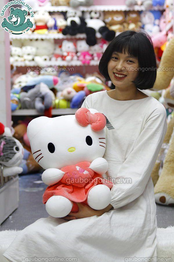 Gấu Bông Kitty Thiên Thần
