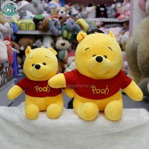 Gấu Bông Pooh Ngồi