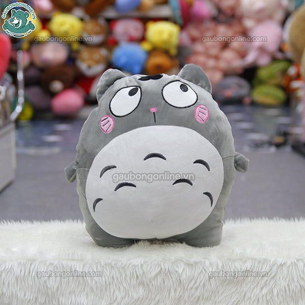 Totoro Bông Mặt Biểu Cảm