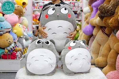 Totoro Mặt Biểu Cảm