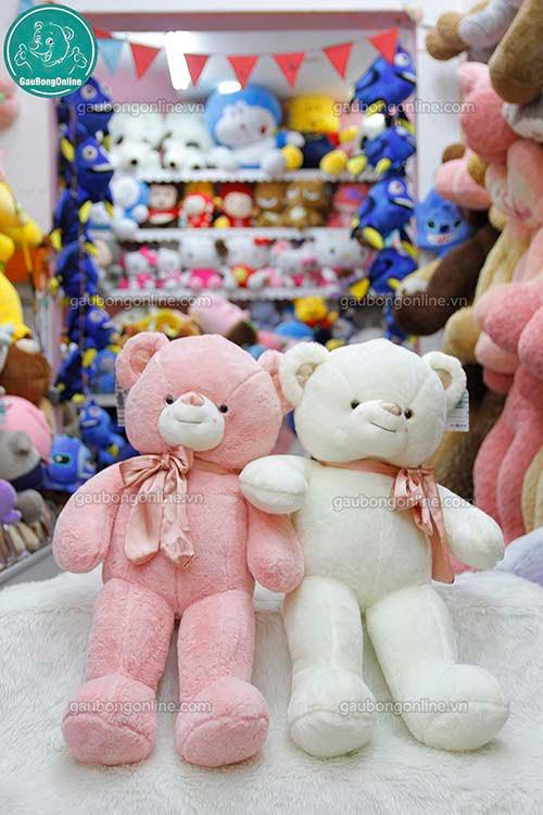 Gấu Bông Teddy Nơ