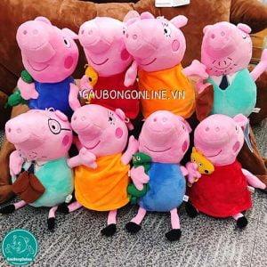 Lợn Peppa Pig Bông Nhỏ