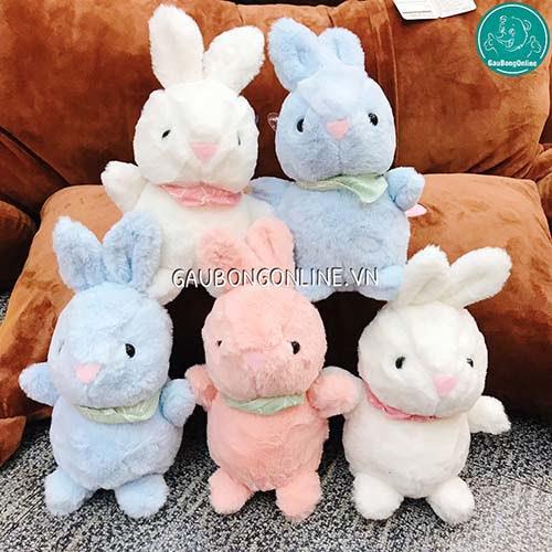 Thỏ Khăn Bông Nhỏ