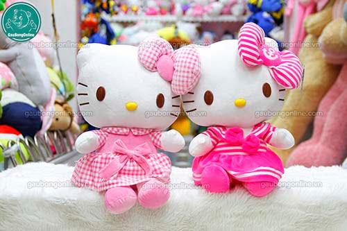 Gấu Bông Kitty Váy