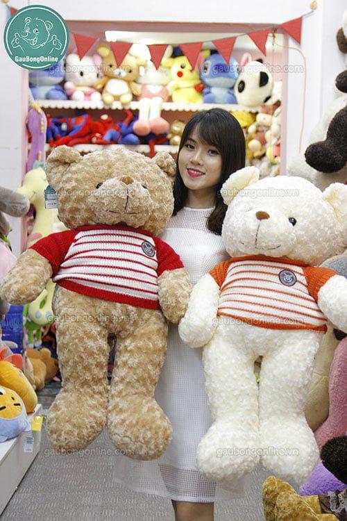 Teddy len đầu gấu 1m4